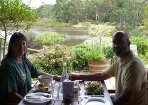 The Lake House Vineyard