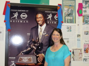 Hangin' out with RG3